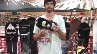 2009 Burton Triad Snowboard Bindings thumbnail