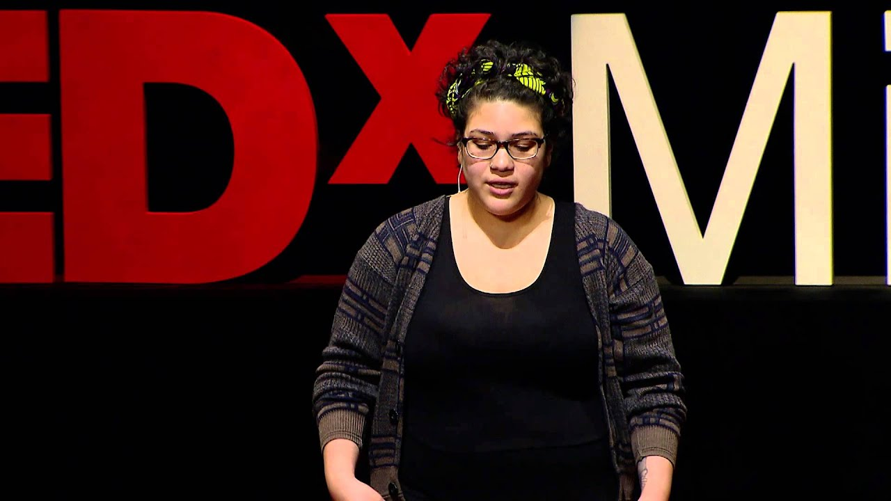 Building a community of artist activists: Misra Walker at TEDxMidAtlantic