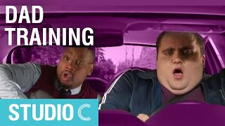 Dad Driving Test - Studio C
