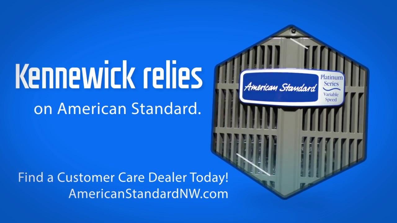 Kennewick WA HVAC Contractor/American Standard Customer Care Dealer ...
