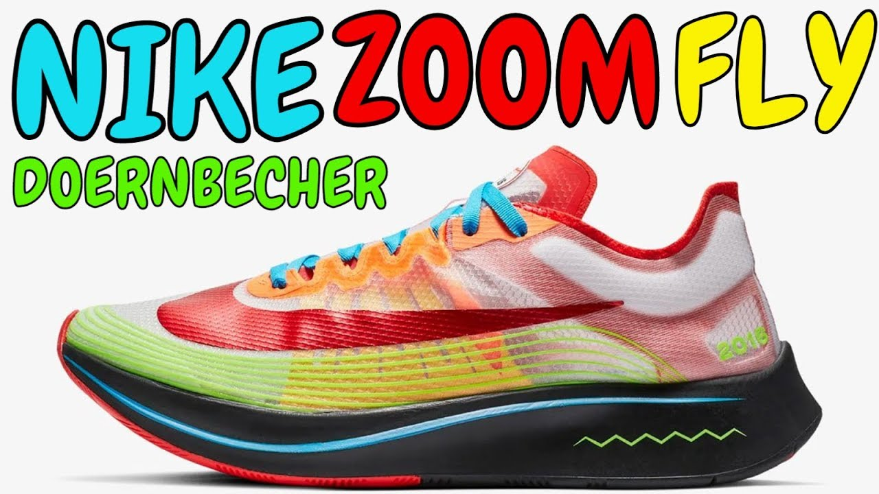 783fcff0b8db THE NIKE ZOOM FLY SP DOERNBECHER SNEAKER REVIEW - YouTube