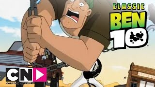Classic Ben 10   Best Upgrade Moments   Cartoon Network