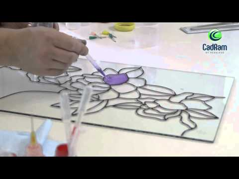 CadRam Infill Resin System – colour effects tutorial   Regalead