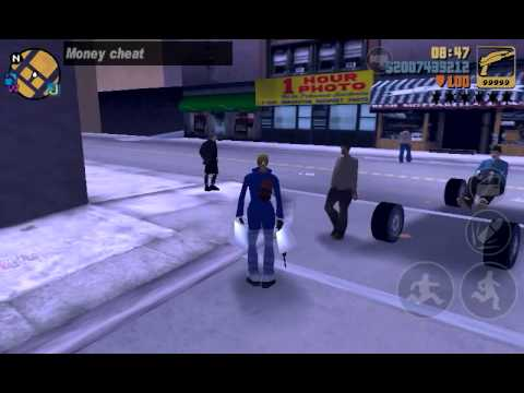 Gta 3 Android Cheats Game Keyboard Download Youtube