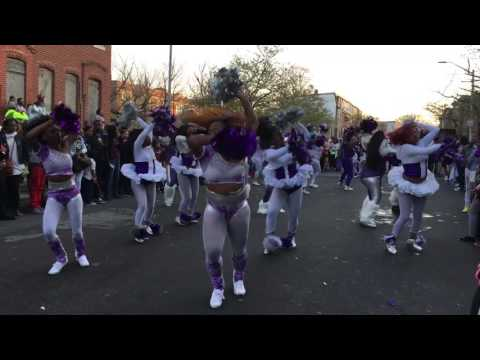 Baltimore GoGetters Marching Band  4/14/16