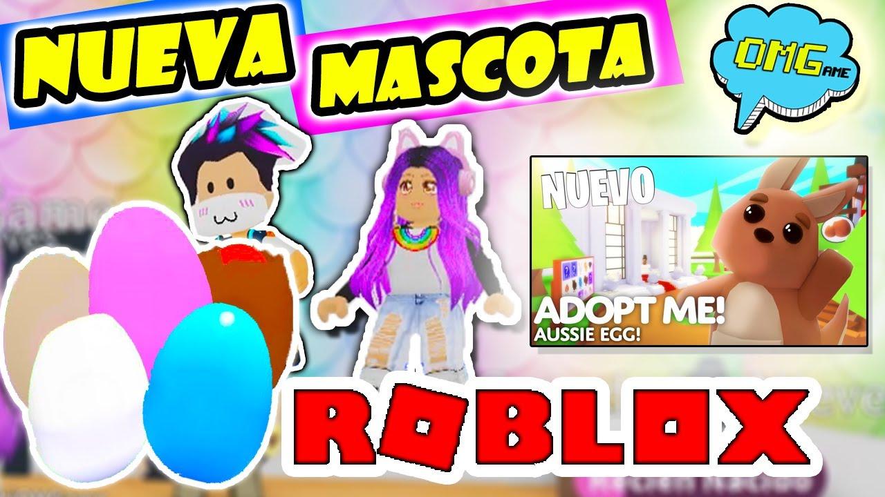 CONSIGO NUEVA MASCOTA DE ADOPT ME !!! 😜 Fiesta y regalos con amigos