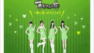 【AKB48】曲づくりプロジェクト / Melody C