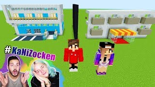 NINAS HOTEL vs KAANS HOTEL! In welchem kann man Urlaub machen? Minecraft Build Battle