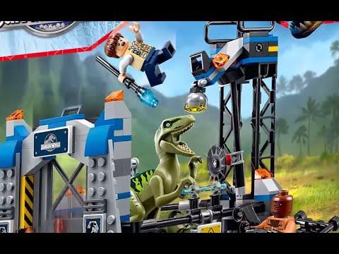 Купить наборы лего парк юрского периода (lego jurassic world) в интернет магазине toypiter с доставкой по россии и санкт-петербургу.