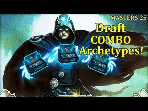 Masters M25 Draft Combo Archetypes!