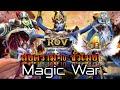 watch he video of ⚡Magic War มหาสงคราม 10 ชั่วโมง ! | Garena RoV Thailand #310 !