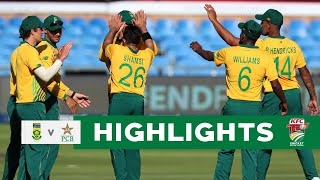 Proteas vs Pakistan | 2nd #KFCT20​ Highlights | Imperial Wanderers Stadium, 12 April 2021