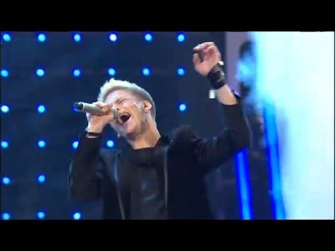 Erik Grönwall - Higher - Idol Sverige (TV4)