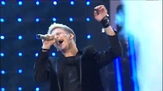 Erik Grönwall - Higher - Idol Sverige (TV4)