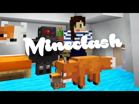 The Minecraft Fox Chal! | Mineclash