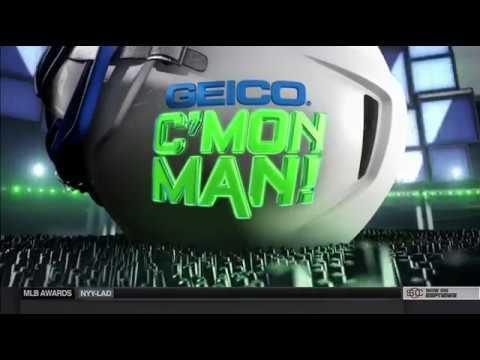 ESPN C'MON! MAN Week 10  11/13/2017  HDTV