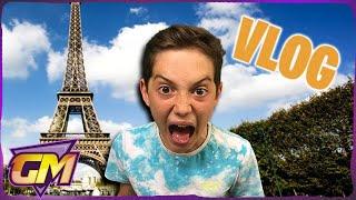 OMG!! I ATE SNAILS IN FRANCE!  - A Family Vlog in Paris