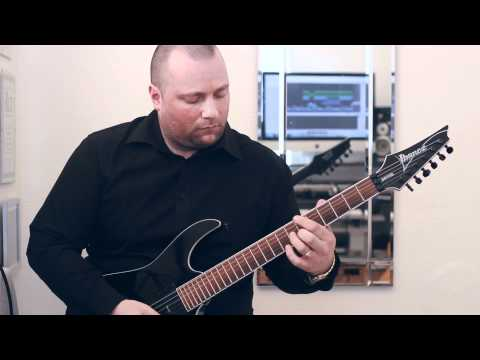 Ibanez MTM2 Demo - 'The Engineer' By Rick Graham