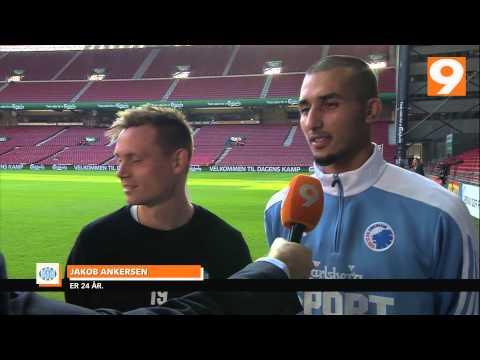 Youssef Toutouh og Jakob Ankersen - CANAL9