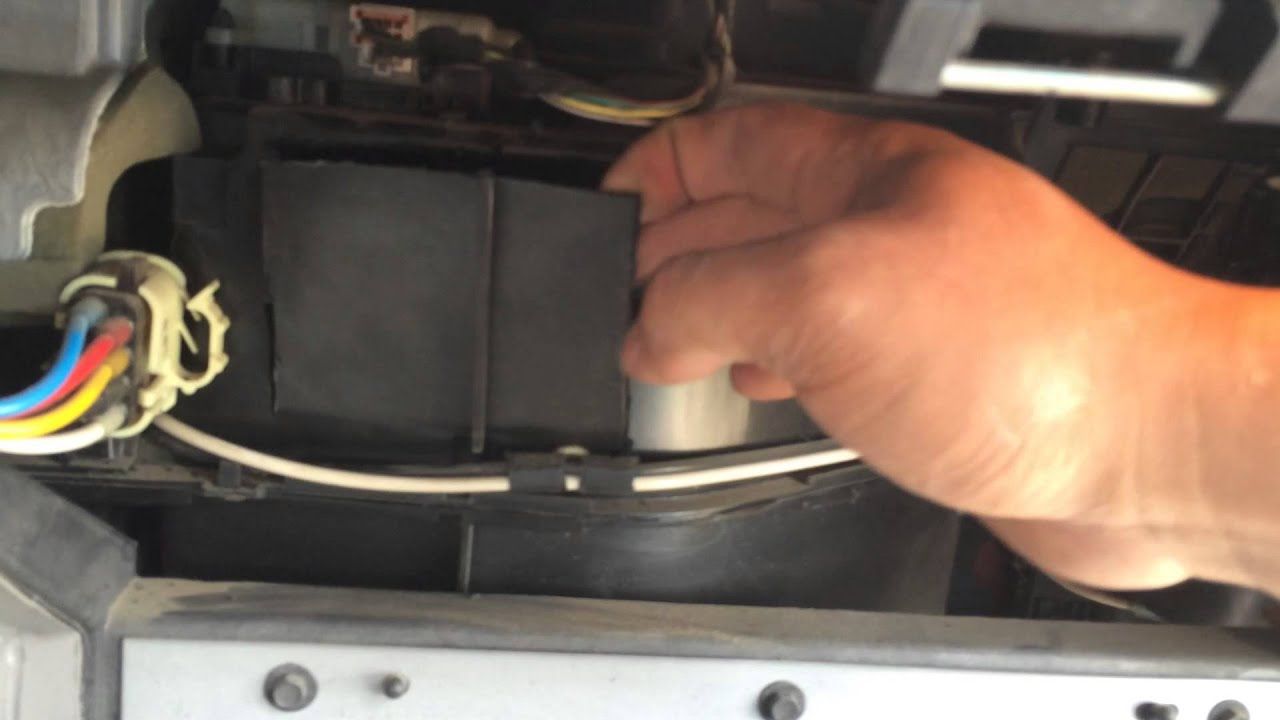 DIY Fix Blend Door on 96'-00' Ford Ranger