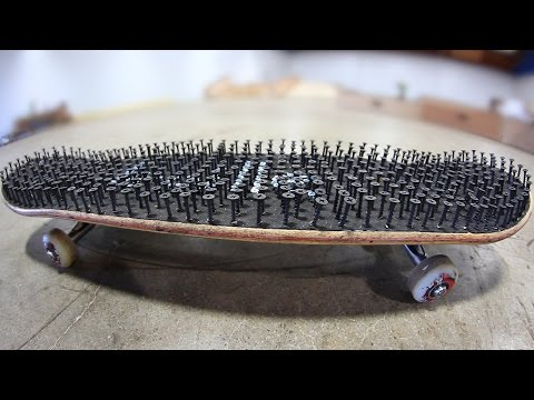 The Screwed Skateboard!
