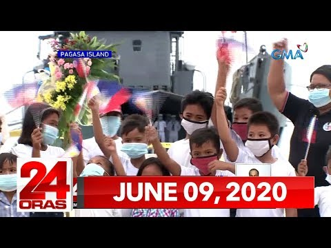 24 Oras Express: June 9, 2020 [HD] from YouTube · Duration:  1 hour 11 minutes 47 seconds