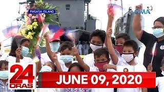 24 Oras Express: June 9, 2020 [HD]