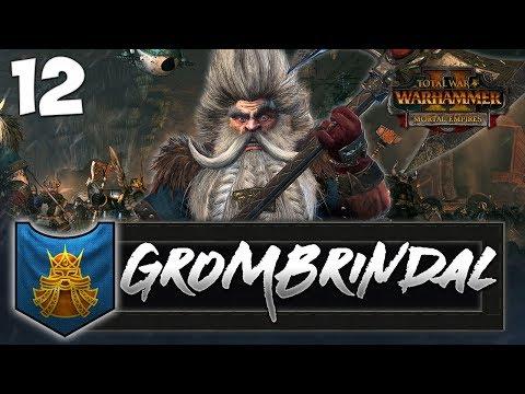 THORGRIM'S VENGEANCE! Total War: Warhammer 2 - Dwarf Mortal Empires Campaign - Grombrindal #12