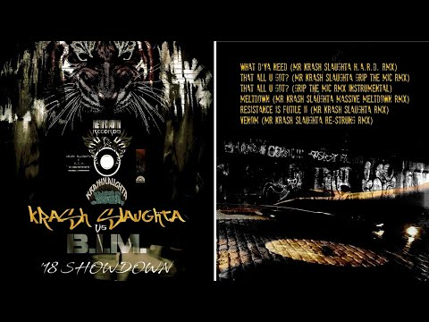 Belles in Monica - Venom (Restrung - Mr Krash Slaughta Remix)