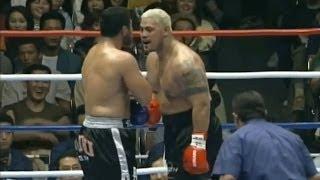 🔺 Ray Sefo vs Mark Hunt (K-1 2001) 🔻