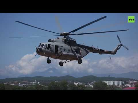 Hollywood-esque rescue: Indian Air Force saves stranded fishermen