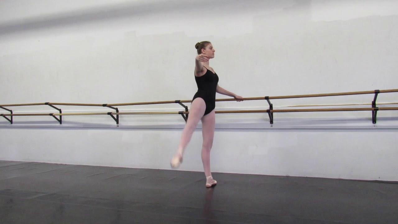 Orlando Ballet Summer Intensive Audition 2019 - Vanessa Falzarano