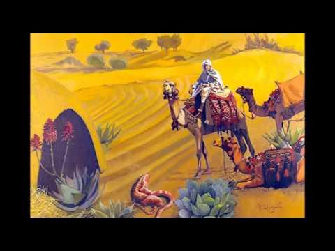Ավետիք Իսահակյան, 'Աբու Լալա Մահարի'