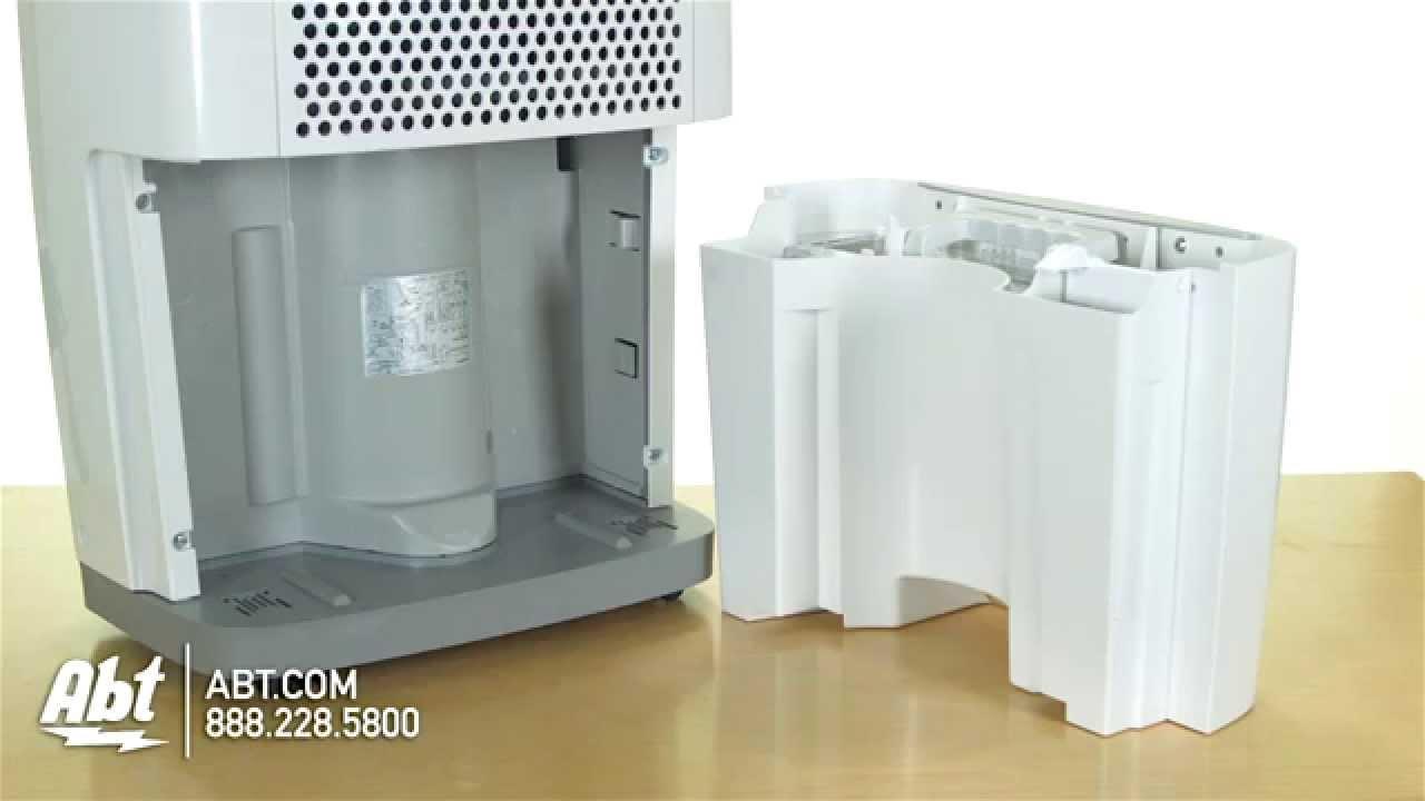 Frigidaire 70 Pint Dehumidifier FAD704DWD Overview YouTube