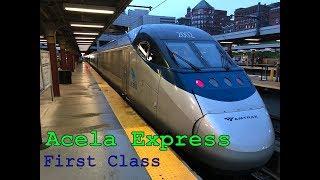 Amtrak Acela Express - America