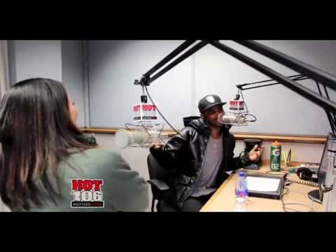 Big Sean Interview Rise and Grind Morning Show Hot106