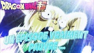 UN EPISODE SANS INTÉRÊT - DRAGON BALL SUPER REVIEW EPISODE 119 thumbnail