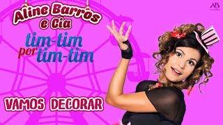 DVD Tim-Tim Por Tim-Tim - Aline Barros - Vamos Decorar 2