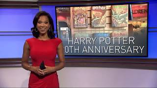 Facebook celebrates 20 years of Harry Potter