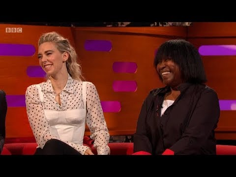 Joan Armatrading - I Like It When We're Together + Interview on The Graham Norton Show. 11 May 2018