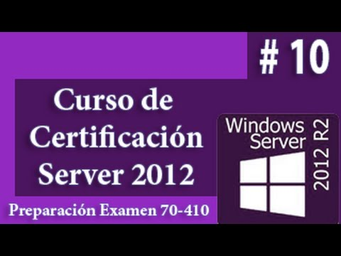Instalación de Server Core en Windows Serever 2012