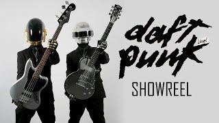 Скачать Daft Punk Showreel