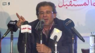 مصر العربية | خالد يوسف يطالب بإعادة البث المباشر لجلسات البرلمان