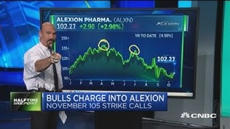 Bulls charge into Alexion