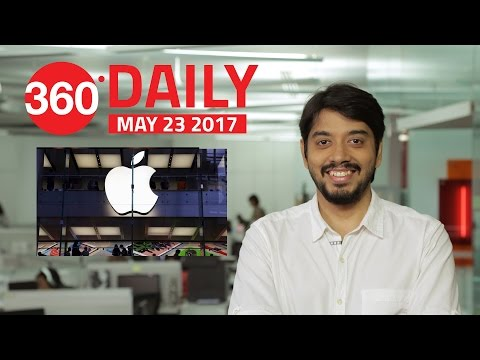 Paytm Payments Bank, Xiaomi Redmi 4 Sale, Apple India Production Plans, and More (May 23, 2017)