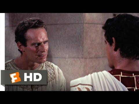Ben-Hur (4/10) Movie CLIP - I Am Against You (1959) HD