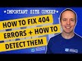 How To Fix 404 Error In WordPress How To Fix 404 Page Not Found Errors mp3