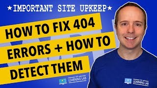 How To Fix 404 Error In WordPress - How To Fix 404 Page Not Found Errors