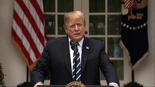 Trump hits back after Pelosi's cover up comment