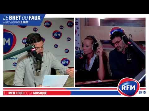 Le Bret Du Faux sur RFM / Lundi 16 Octobre 2017